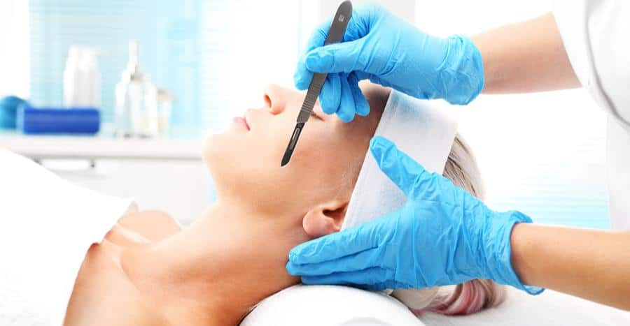 Dermaplaning -Bradenton day spa
