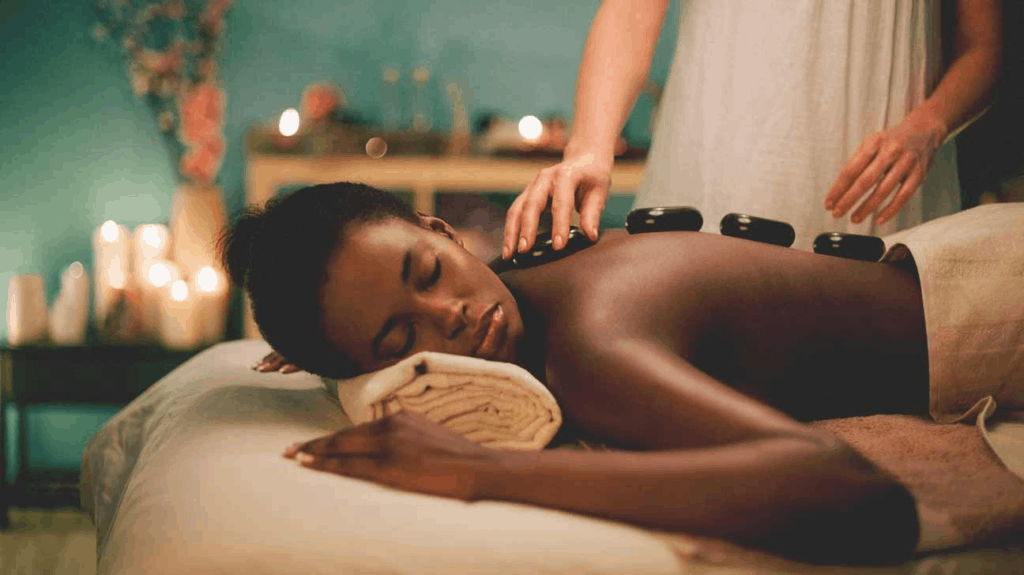 The ​Hottest ​Massage Trend