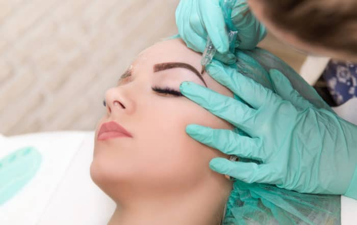microblading and semi-permanent cosmetics
