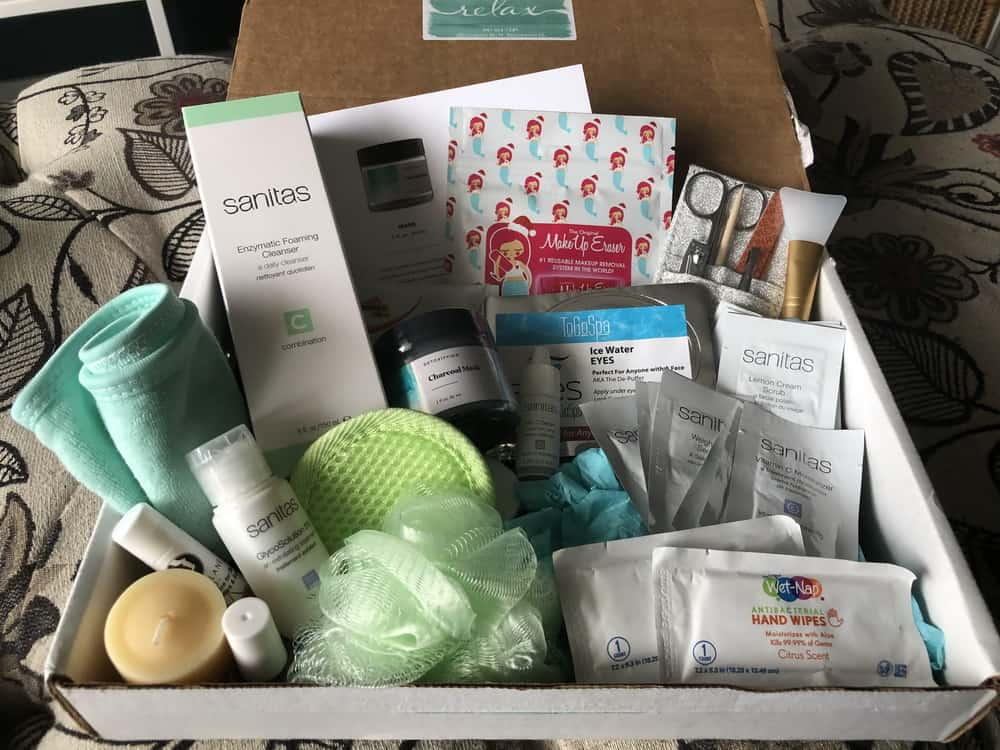 Bellagena's Spa in a Box